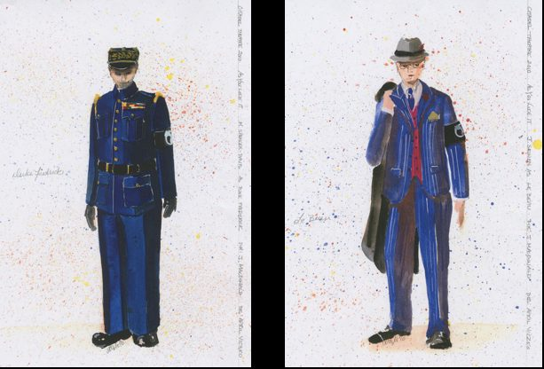 Final Costume Renderings