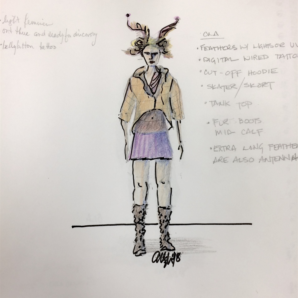 Ola Sketch